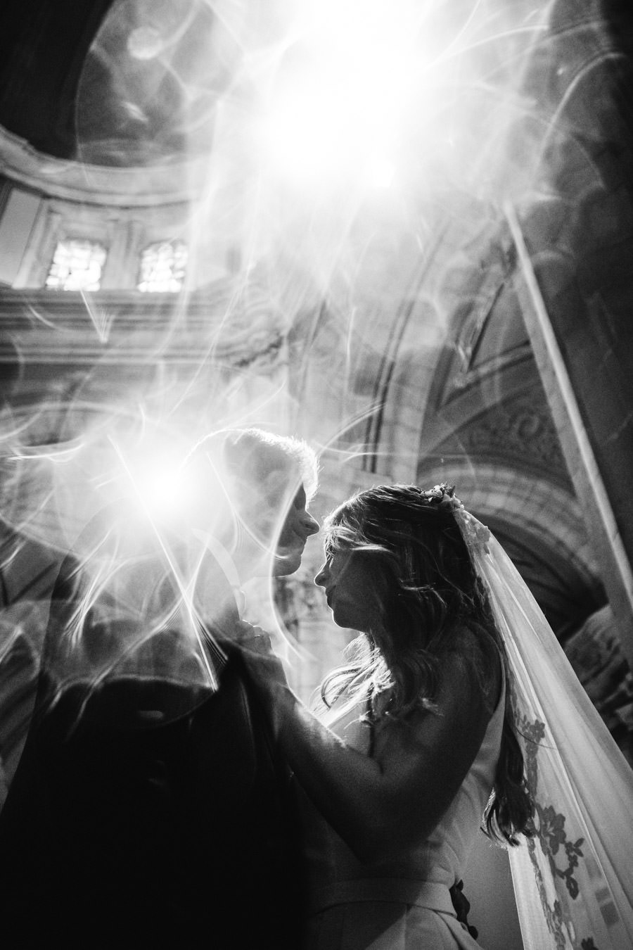 wedding photography Sameiro flare
